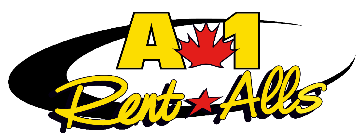 A1 Rent-Alls - Equipment