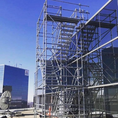 Scaffolding Rentals in Regina, SK